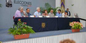 Presentación del libro Elecciones, Chiapas 2018