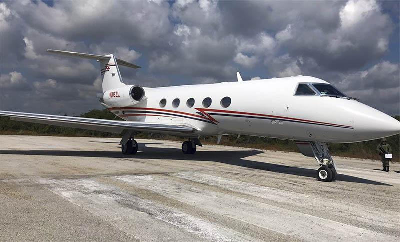 México: incautan una avioneta argentina con mil kilos de cocaína