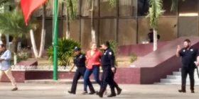 Condenan agresión contra periodistas y activista en Tapachula