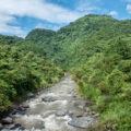 La construcción de la presa en el río Ajajalpan causaría efectos medioambientales como son la inundación del bosque y la reducción del cauce del río / Foto: Martina Žoldoš