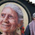 Fallece Na Rosita, icono de los murales que homenajean a abuelas y abuelos en Unión Hidalgo