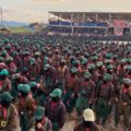 EZLN advierte a AMLO: defenderán su territorio contra megaproyectos.  Foto: Ángeles Mariscal