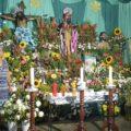 """Altar en honor a San Antonio Abad """"El Viejo"""""""
