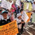 Defensor de Zacatepec es ingresado a prisión preventiva; OSCs protestan, piden liberación