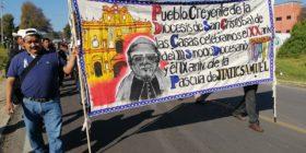 Pueblos indígenas recuerdan a Samuel Ruiz en su noveno aniversario luctuoso