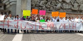 Reclamo reporteril por María; van dos periodistas asesinados en este gobierno