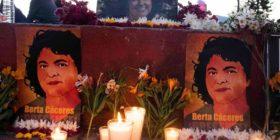 A 4 años de su asesinato, Chiapas exige justicia por Berta Cáceres
