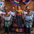 Quinceaños de Jhoana Raquel del poblado tseltal de Alan Sacjun. Cortesía: Amaury Duvá.