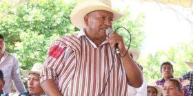 Presidente municipal de Pantelhó. Foto: Cortesía