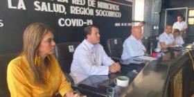 Chiapas anuncia caso 14 y 15 positivos de Covid-19; se instala cerco sanitario en Suchiate