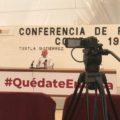 José Manuel Cruz Castellanos, Secretario de Salud Estatal, anunció el caso número 26 positivo de Covid-19 o Coronavirus.