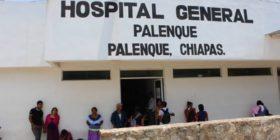 Colapsa nosocomio en Palenque, denuncian.