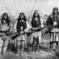 Juh, el gran jefe vengador de los apaches