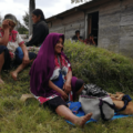 Comunidades del Pueblo Maya Tsotsil de Chalchihuitán en mayor riesgo de crisis humanitaria. Cortesía: Frayba.