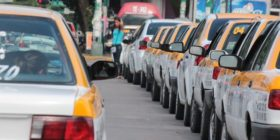 Taxis Tuxtla Gutiérrez Foto. Romeo López