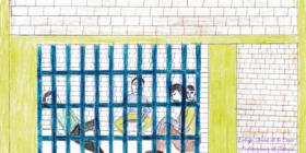 La huelga de hambre es para pedir el resguardo de su salud e integridad. Cortesía Chiapas denuncia.