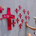 ONU y embajadas instan a México a actuar contra la violencia hacia las mujeres y niñas durante confinamiento. Foto: Joselin Zamora