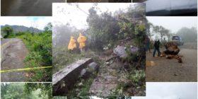 30 municipios afectados en Chiapas por Amanda y Cristóbal