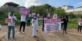 Habitantes de San Fernando denuncian a empresa de residuos peligrosos por irregularidad y mal manejo de material utilizado contra la pandemia