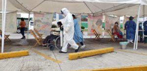 Chiapas no está libre de un repunte en los casos de covid, como ha sucedido en el centro y en el norte del país.