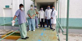 Personal médico de San Felipe Ecatepe IMSS, San Cristóbal de las Casas