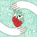 Fondo Día Mundial de la Salud. Designed by Freepik.
