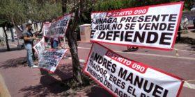 """""""No estamos para politiquerías, queremos trabajar"""", productores exigen romper indiferencia ante extracción de agua"""
