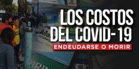 Portada los costos del COVID