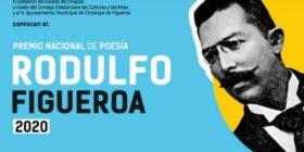 Lanzan convocatoria para el Premio Nacional de Poesía Rodulfo Figueroa