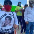 #UnDíaSinMédicos, personal de salud marcha en solidaridad por Grajales Yuca y se describen temerosos por prescribir recetas