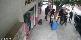 Elementos de la Fiscalía del Estado de Jalisco detienen y desaparecen a comerciante en Tonalá, Jalisco