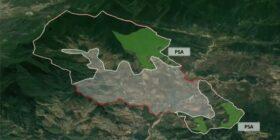 Intervención en microcuenca. Cuenca Río Grijalva – Concordia ubicado en el municipio de Villa Corzo. Cortesía: Ramón Silva.