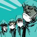 Pandemia pone al límite carga emocional del personal de salud