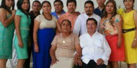 Familia Serrano Pérez