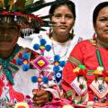 El pueblo acateco es originario de Huehuetenango, Guatemala. Cortesía: Yo Aprendo.