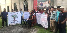 10 municipios indígenas rechazan partidos políticos y reiteran su lucha por el autogobierno Foto: MODEVITE