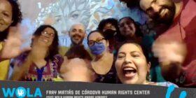 """CDH """"Fray Matías de Córdova"""" recibe premio internacional de derechos humanos por su labor de protección a migrantes"""