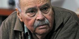 El polifacético escritor, político, actor, periodista y excombatiente en Cuba, Eraclio Zepeda Ramos.