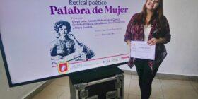Su amor por las artes y la cultura la ha llevado lejos, por lo que ha sido reconocida en los lugares y eventos que ha participado. Cortesía: Tania Solís.