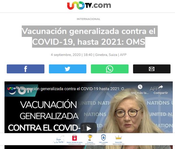 México investiga posible caso de reinfección por COVID-19..