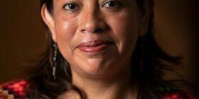 Juana Peñate Montejo, mujer ch´ol, gana premio de Literaturas Indígenas de América