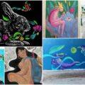 Conciencia mural, iniciativa de artistas para visibilizar problemas sociales y ambientales de Tuxtla Gutiérrez