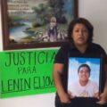 """""""Chiapas no es seguro""""; madre de joven desaparecido y encontrado muerto sin órganos en Tuxtla Gutiérrez exige justicia"""