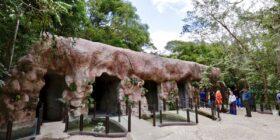 El ZooMat es una de las zonas emblemáticas de reunión de las familias en Tuxtla. Cortesía