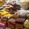 La variedad de sabores es lo que caracteriza a los dulces típicos de Chiapas. Cortesía: Cubo Informativo