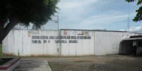 Centro estatal de reinserción social de sentenciados No. 4 femenil de Tapachula. Cortesía: CNDH.
