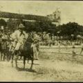 Los soldados armados que ingresaron a Chiapa de Corzo: Foto: Cortesía.