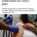 Vacunarse contra la gripe ayudaría a reducir la mortalidad.