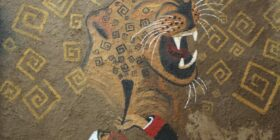 El jaguar tiene una relación con lo náhuatl y la danza. Foto: Anxel.