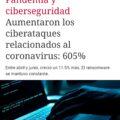 Los malware y ciberamenazas son aún más graves.